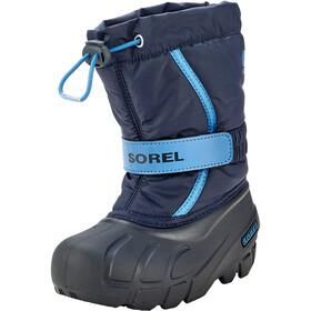 Sorel Flurry Boots Kids collegiate navy